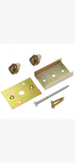 JOHNSON HARDWARE CONVERGING DOOR KIT
