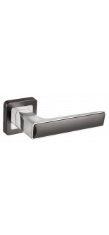 DENVER XM GR/CP-23 GRAPHITE/CHROME DOOR HANDLE FUARO