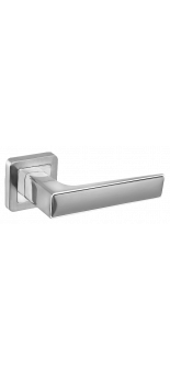 DENVER XM SSC/CP-16 SATIN CHROME/CHROME DOOR HANDLE FUARO