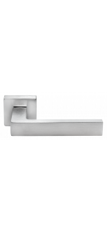 HORIZONT- SQ CSA MATT CHROME DOOR HANDLE MORELLI