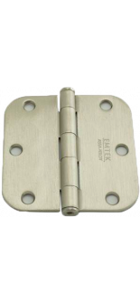 "3 1/2"" X 3 1/2"" RESIDENTIAL DUTY WITH 5/8"" RADIUS CORNERS 91033 US15 (SN)"