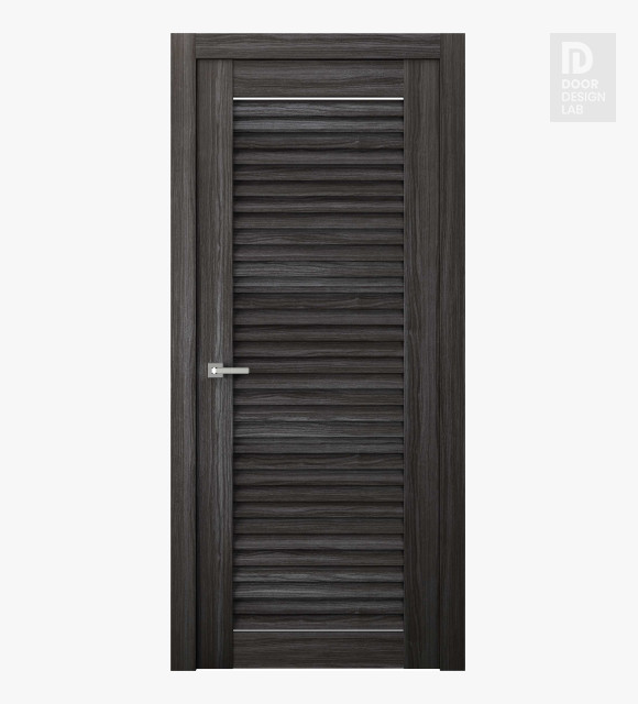 Louver Gray Oak