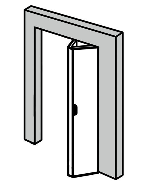 This Gives The Opportunity To Open Door Either From Left Or Right Side