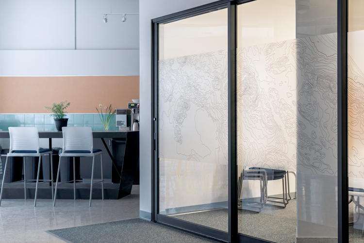 sliding door versus swing door