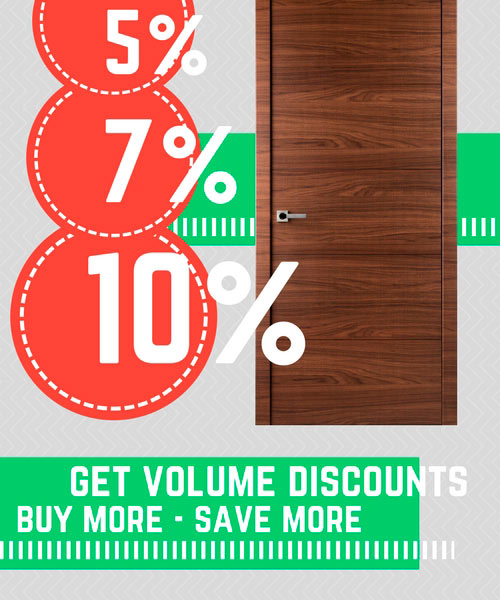 Buy Modern Interior Doors ◫ Affordable PreHung Doors ...